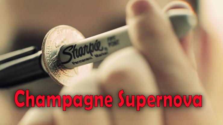 même de trés prés on ne voie rien sur le tour Champagne Supernova (EURO) Matthew Wright