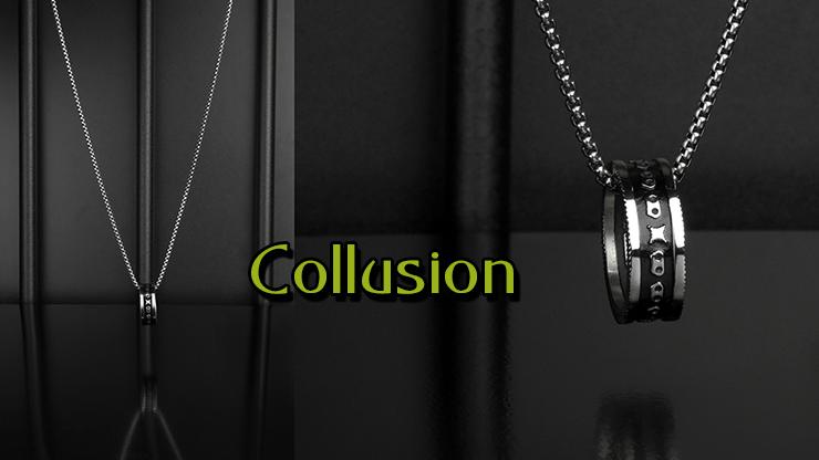 la bague sur la chaine du tour Collusion Complete Set - Medium- Mechanic Industries