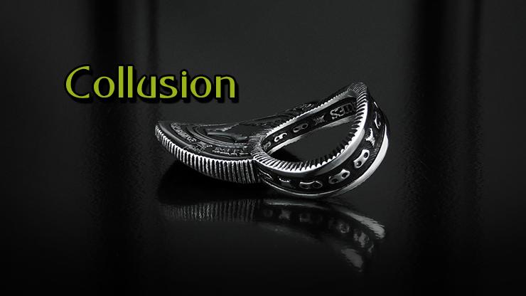 gros plan sur la fusion des deux objets du tour Collusion Complete Set - Medium- Mechanic Industries