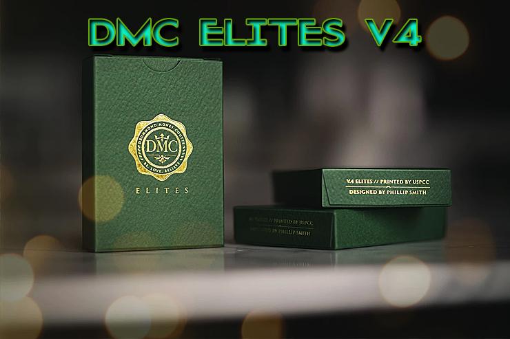 voici la boite du jeu DMC ELITES Forest Green V4