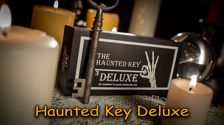 boite et la clé du tour Haunted-Key-Deluxe de murphy's magic