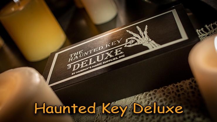 que la boite de transport du tour Haunted-Key-Deluxe de murphy's magic