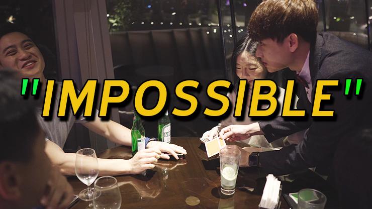 réaction du public du tour Impossible de Hank & Himitsu Magic.