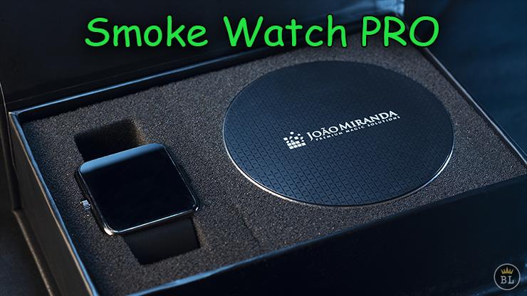 voici le matériel complet de Smoke Watch PRO de João Miranda .