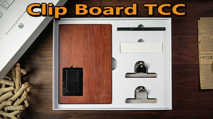 tout le matériel qur vous recevrez rangé dans sa boite du tour Clip Board Syncplify NotePad de TCC.