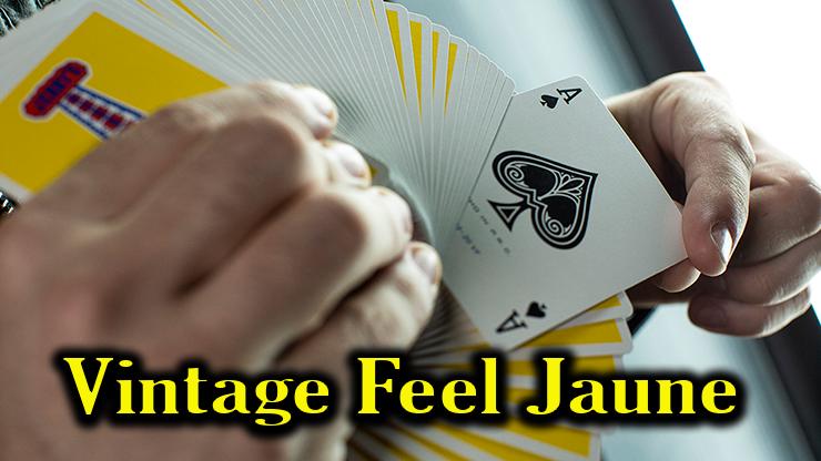 éventail des dos du jeu Vintage Feel Jerrys Nuggets Yellow