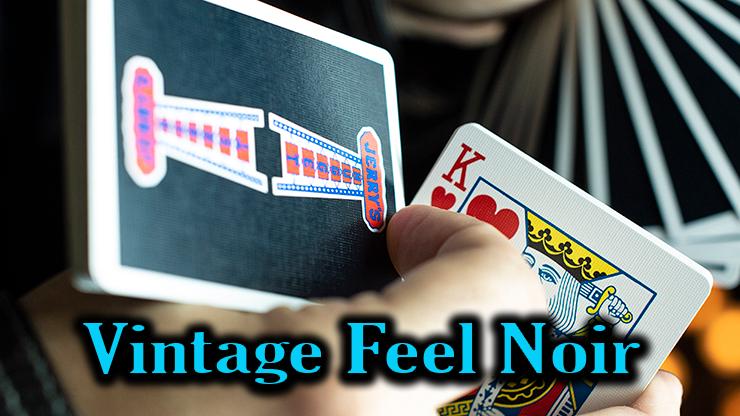 roi de coeur et le dos du jeu vintage Feel Jerrys Nuggets black