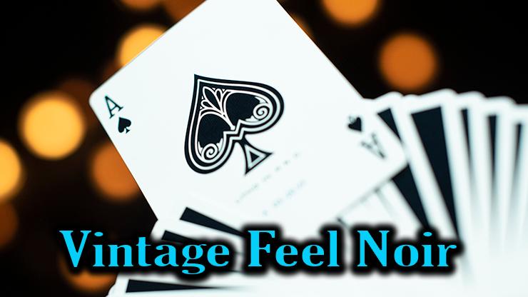 voici l'as de piques du jeu vintage Feel Jerrys Nuggets black