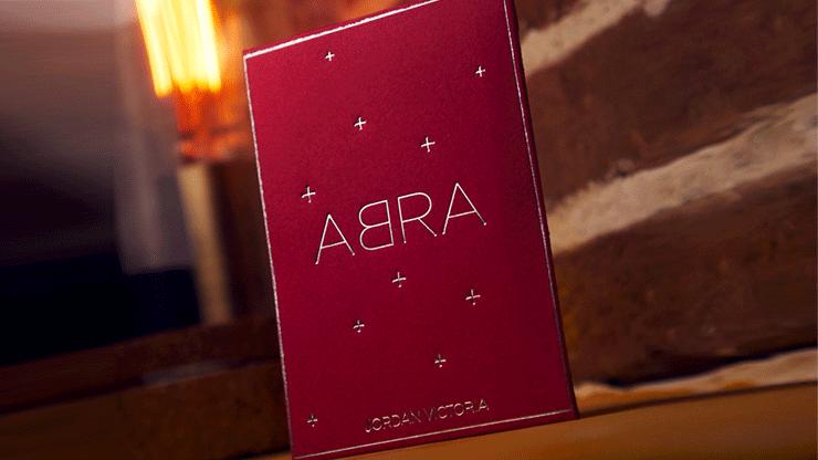 pochette du tour ABRA de jordan victoria