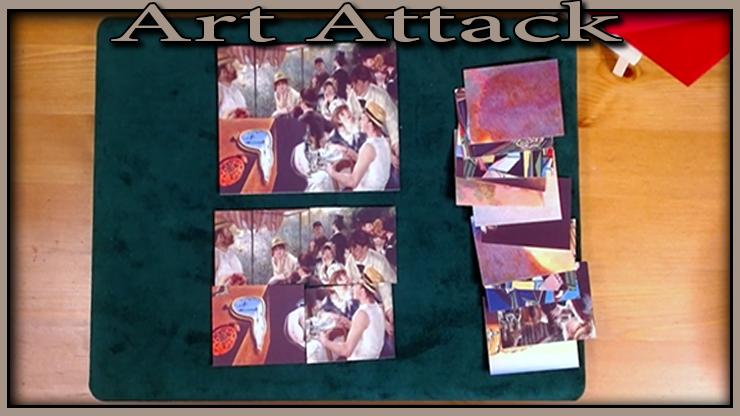 au final un tableu de prédiction apparait du tour art attack de michael breggar