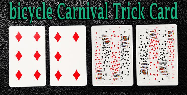 deux carte 52 cartes en une et le tour des carte a points qui voyage du tour bicycle carnival cards