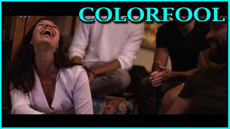 réaction du public face a ce merveilleux tour colorfool de victor zatko