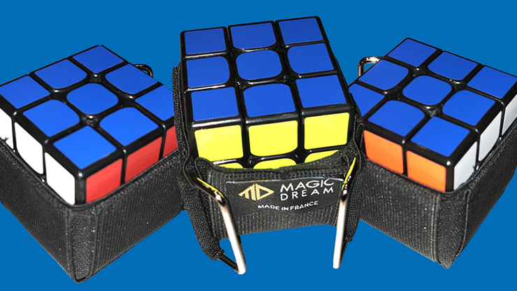 2 rubik avec 2 cubelt de magic dream
