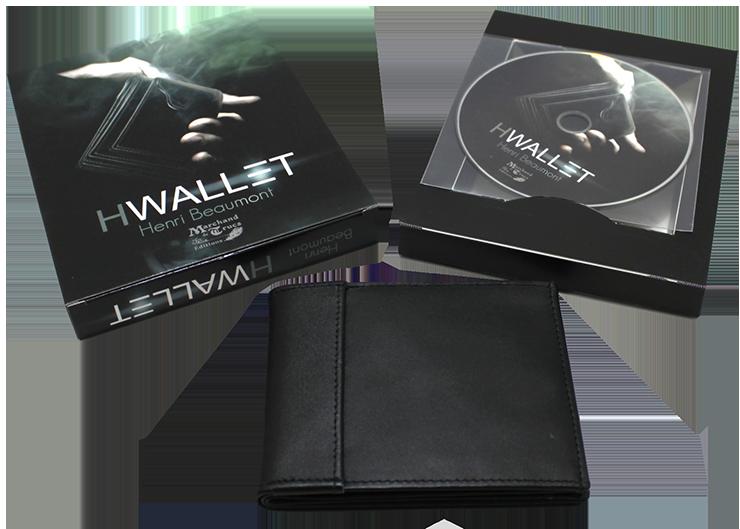 boite, dvd, portefeuille, tout est compis