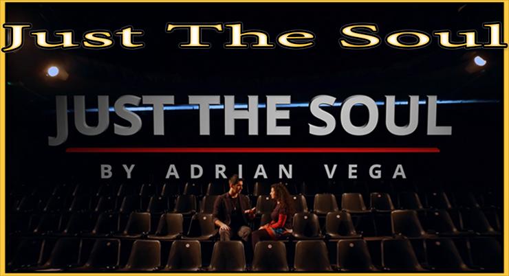 Adrian assit dans une salle de spectacle et parle a une dame de son tour Just The Soul De Adrian Vega