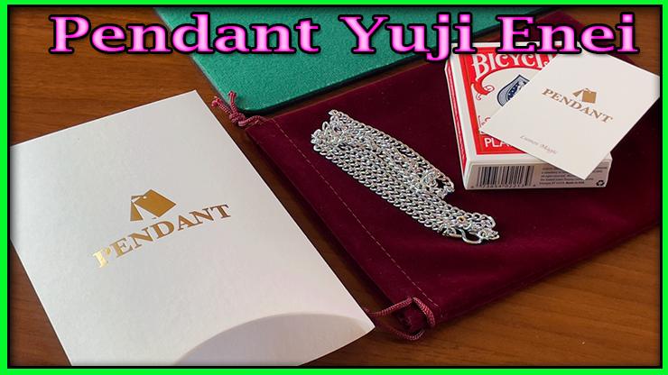 voici tout le materiel, la boite la chaine le jeu bicycle et la bourse du tour pendant-Yuji-Enei3