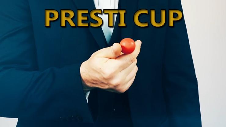 voici la balle du tour Presti cup classique de Edouard Boulanger