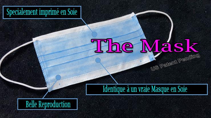 visuel de toutes les caractéristiques du Tour The Mask de Mathieu Bich Et Buddy Stein