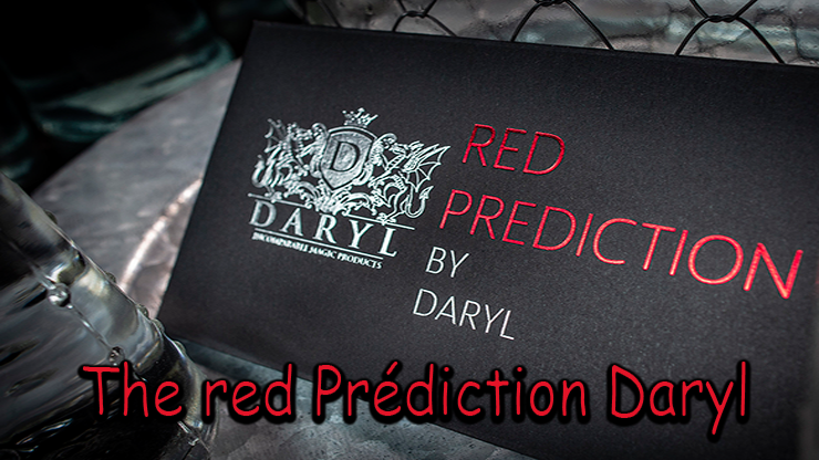 Pochette du tour the red prediction daryl