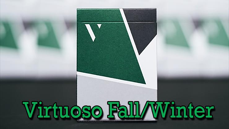 voici le merveilleur etui du jeu Virtuoso Fall/Winter 2017