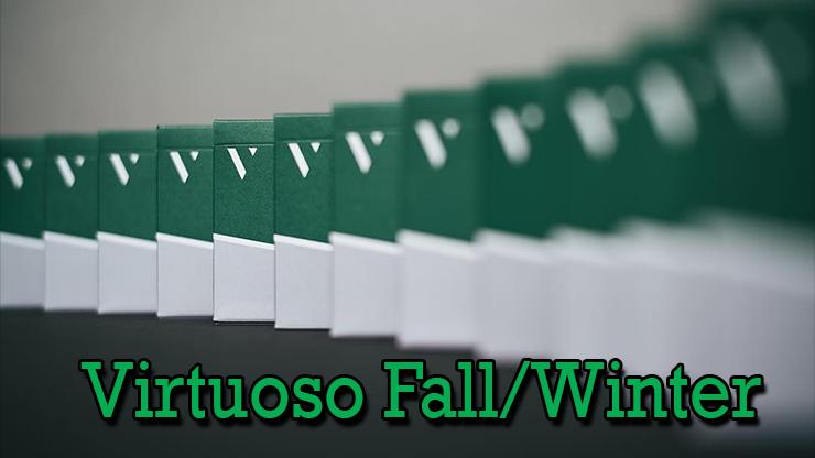 une dizaine de jeu a la queulele du jeu Virtuoso Fall/Winter 2017