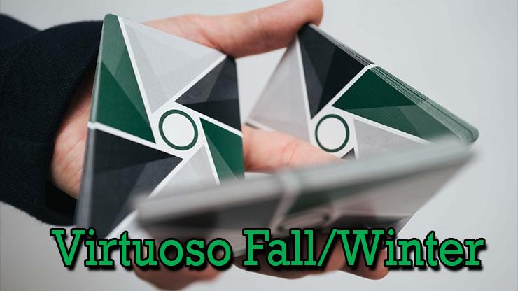 position etoile en main du jeu Virtuoso Fall/Winter 2017