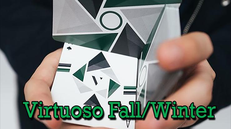 cardisty du jeu de face du jeu Virtuoso Fall/Winter 2017