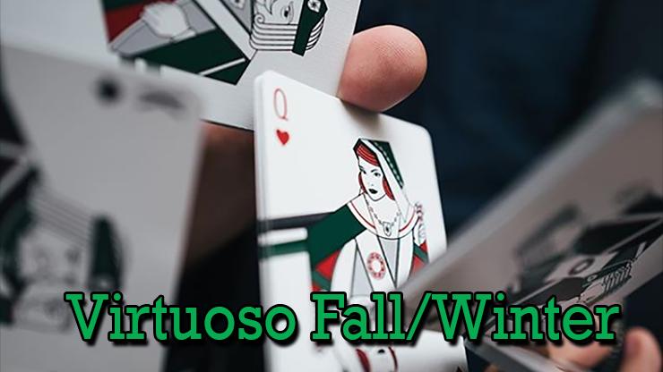 encore une magnifique figure réalisée avec le jeu Virtuoso Fall/Winter 2017