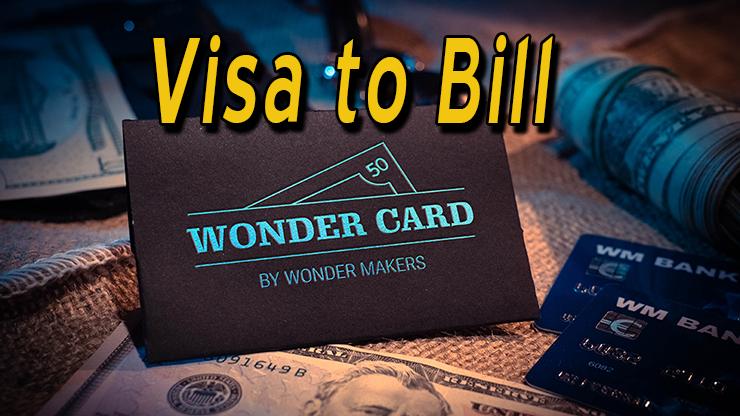 pohette du tour wonder Card de wonder Makers